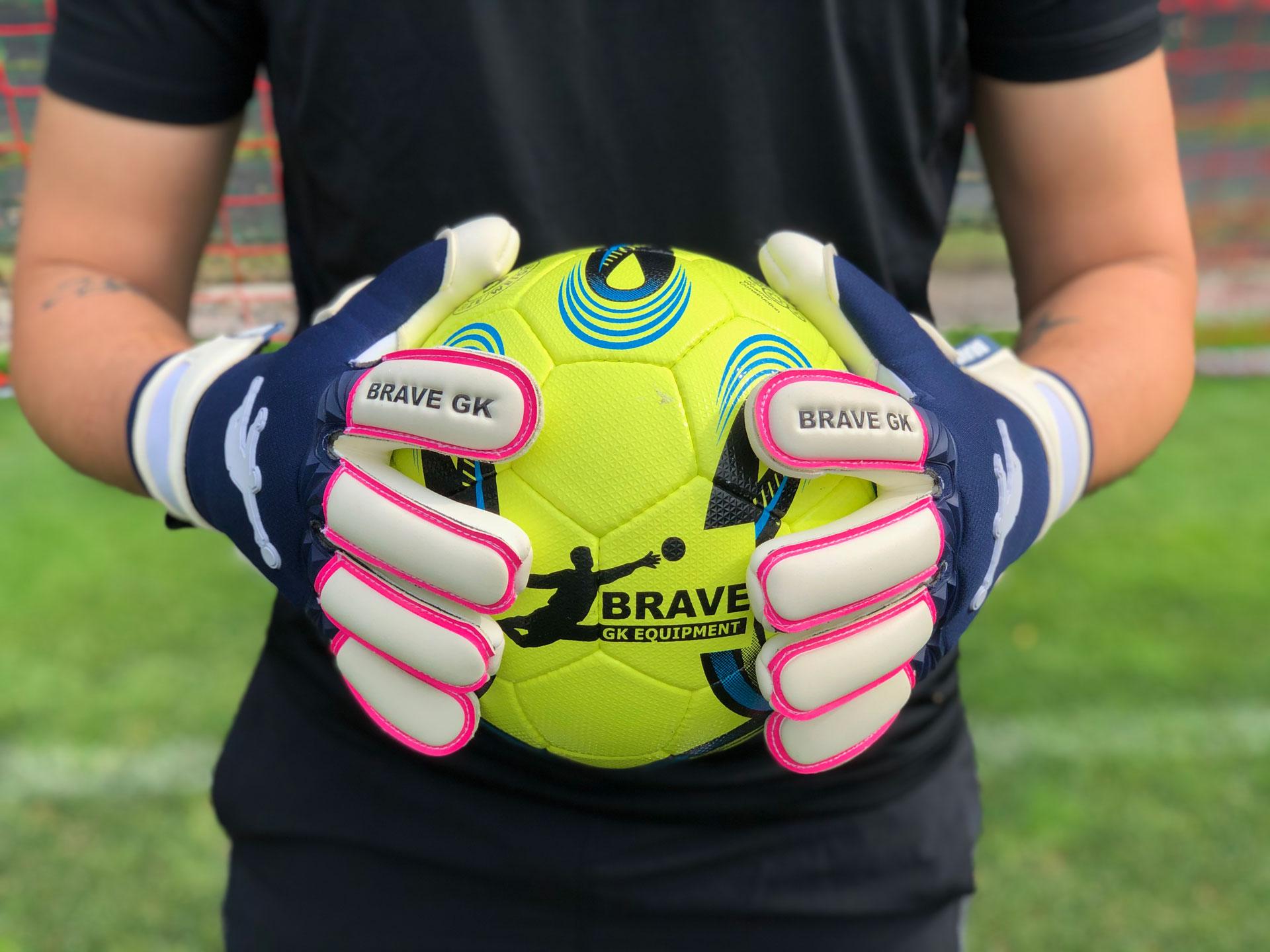 Воротарські рукавиці Brave GK PT UNIQUE-офіційний інтернет магазин Brave GK