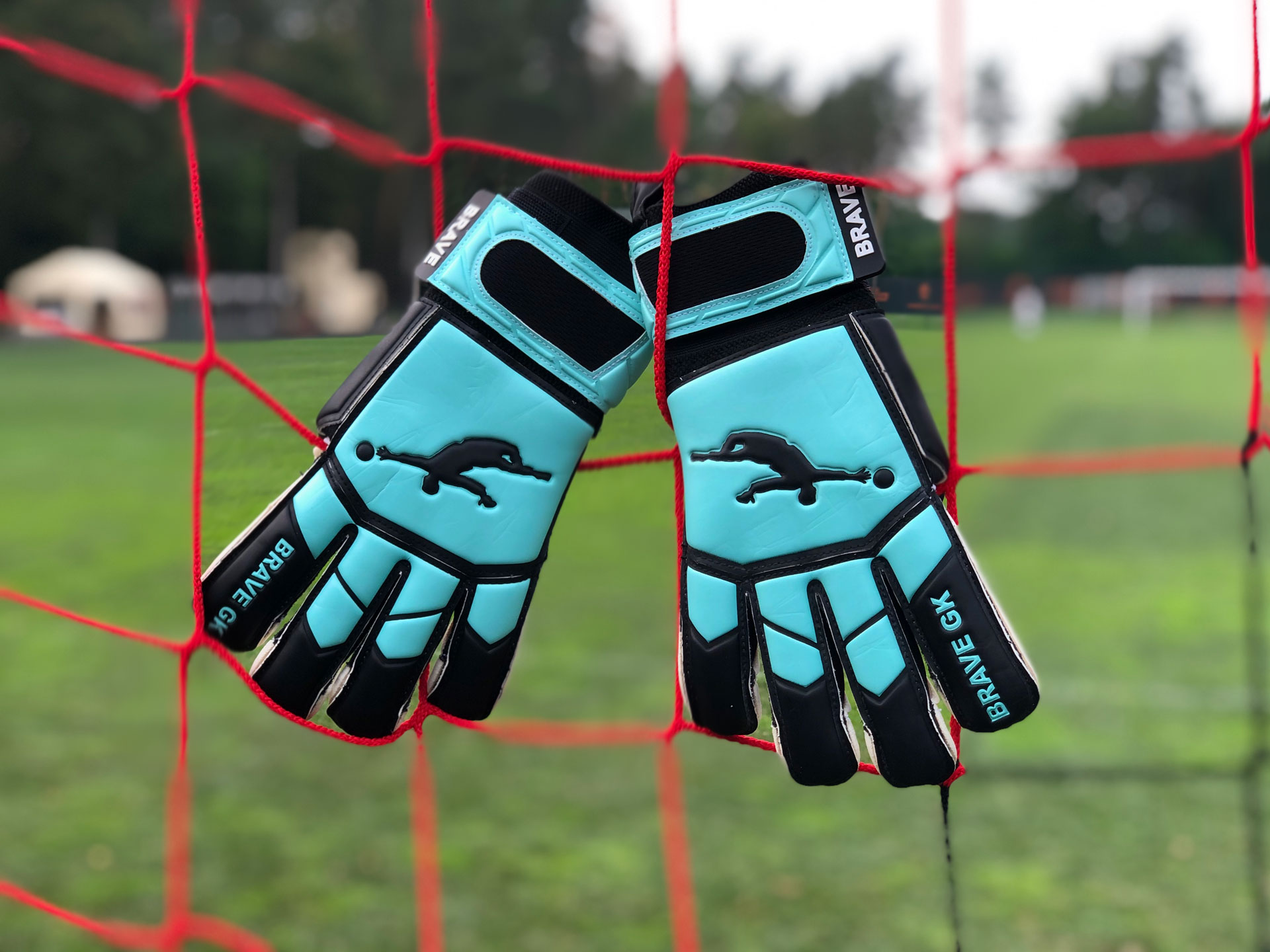 Детские вратарские перчатки Brave GK WINNER-официальный интернет магазин Brave GK