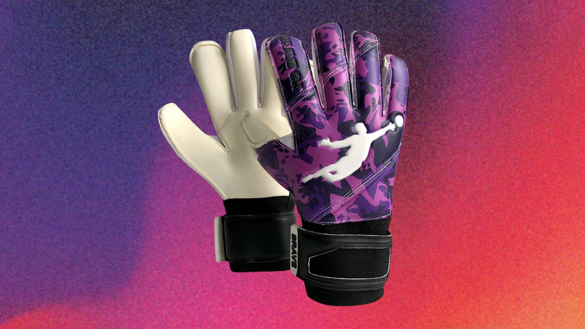 Рукавиці Brave GK Reflex Camo Purple - офіційний інтернет-магазин Brave GK