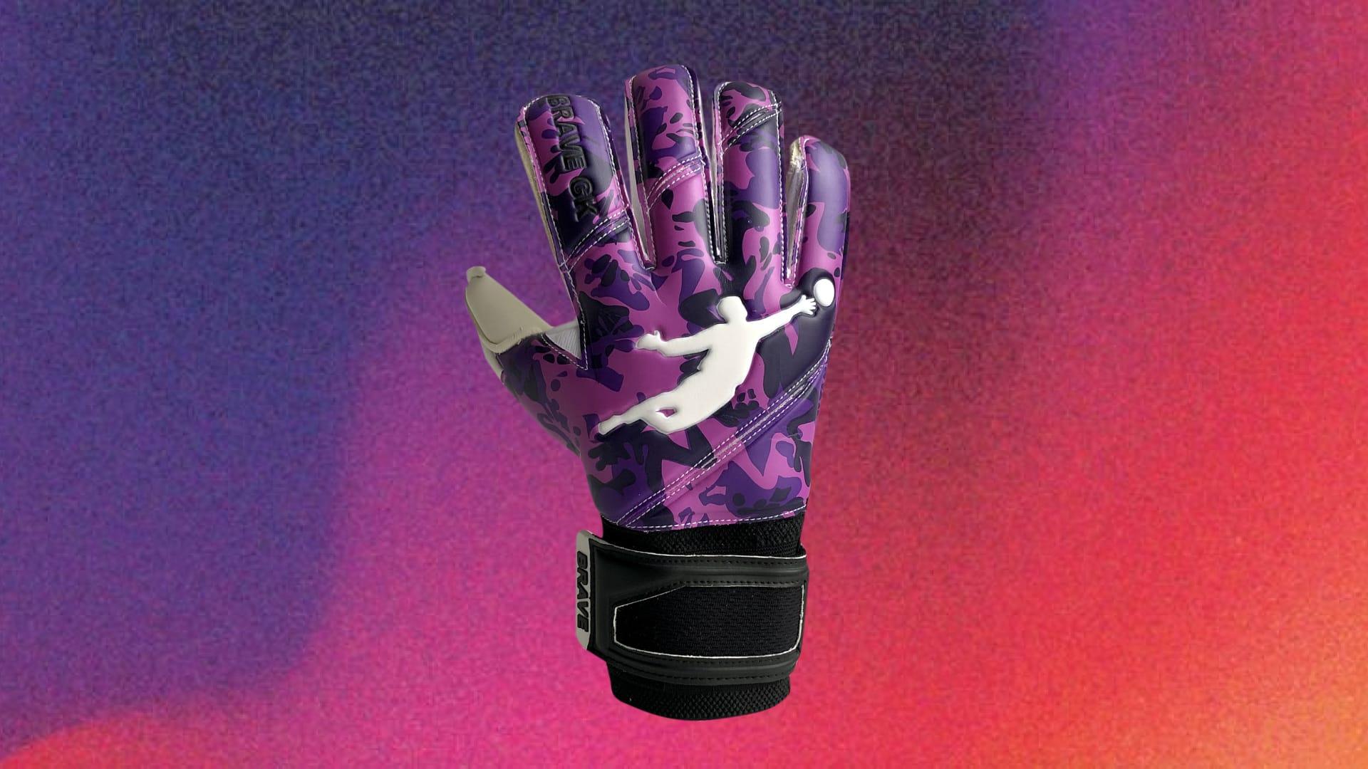 Brave GK Reflex Camo Purple - офіційний інтернет-магазин Brave GK