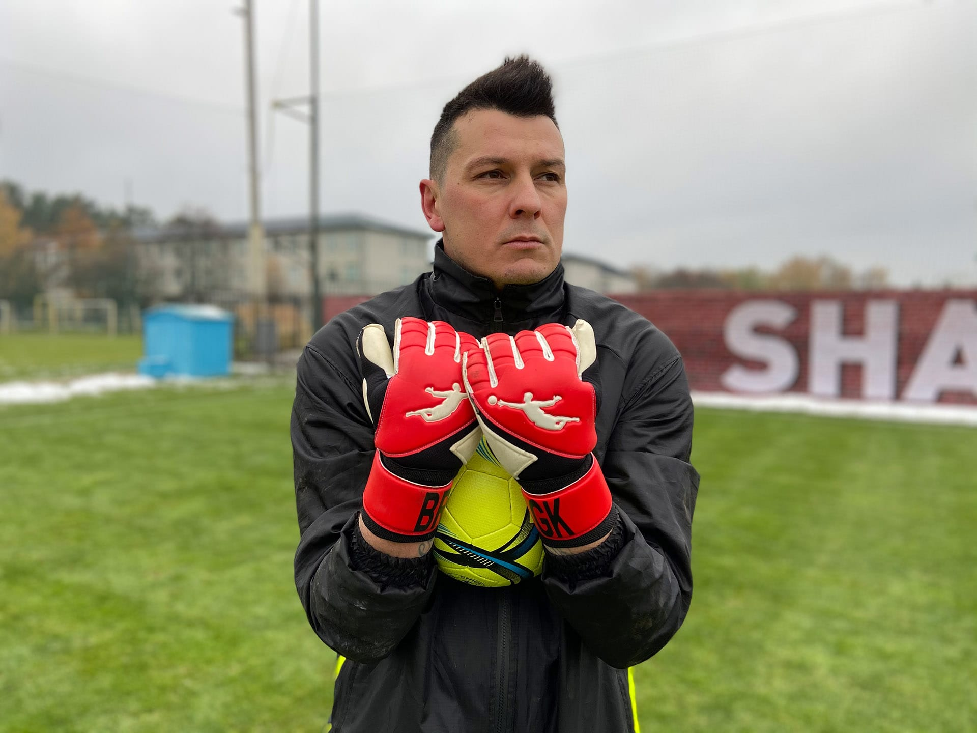 Воротарські рукавиці Brave GK Skill  - офіційний інтернет-магазин Brave GK