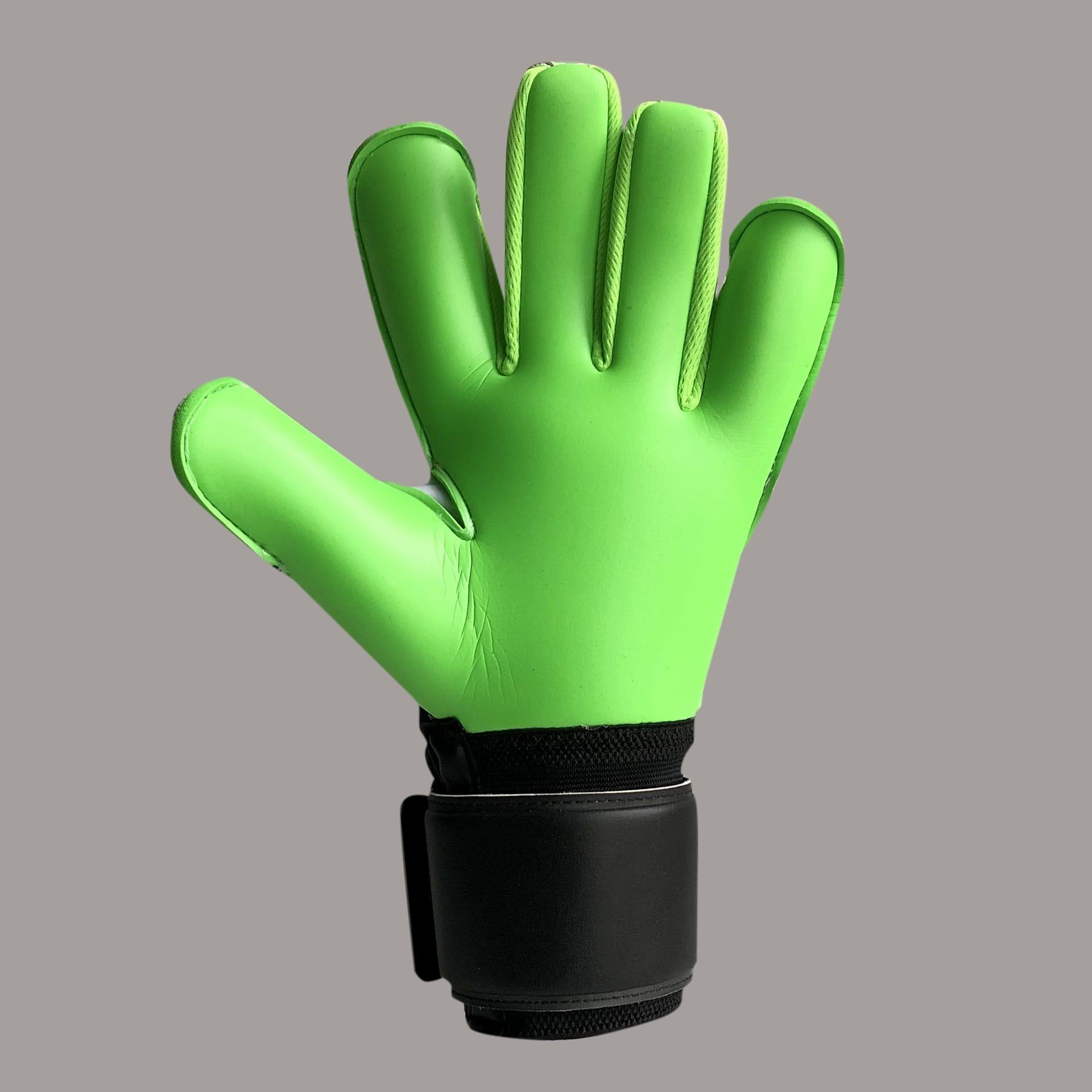 Вратарские перчатки Brave GK Skill Green Flash - официальный интернет-магазин Brave GK