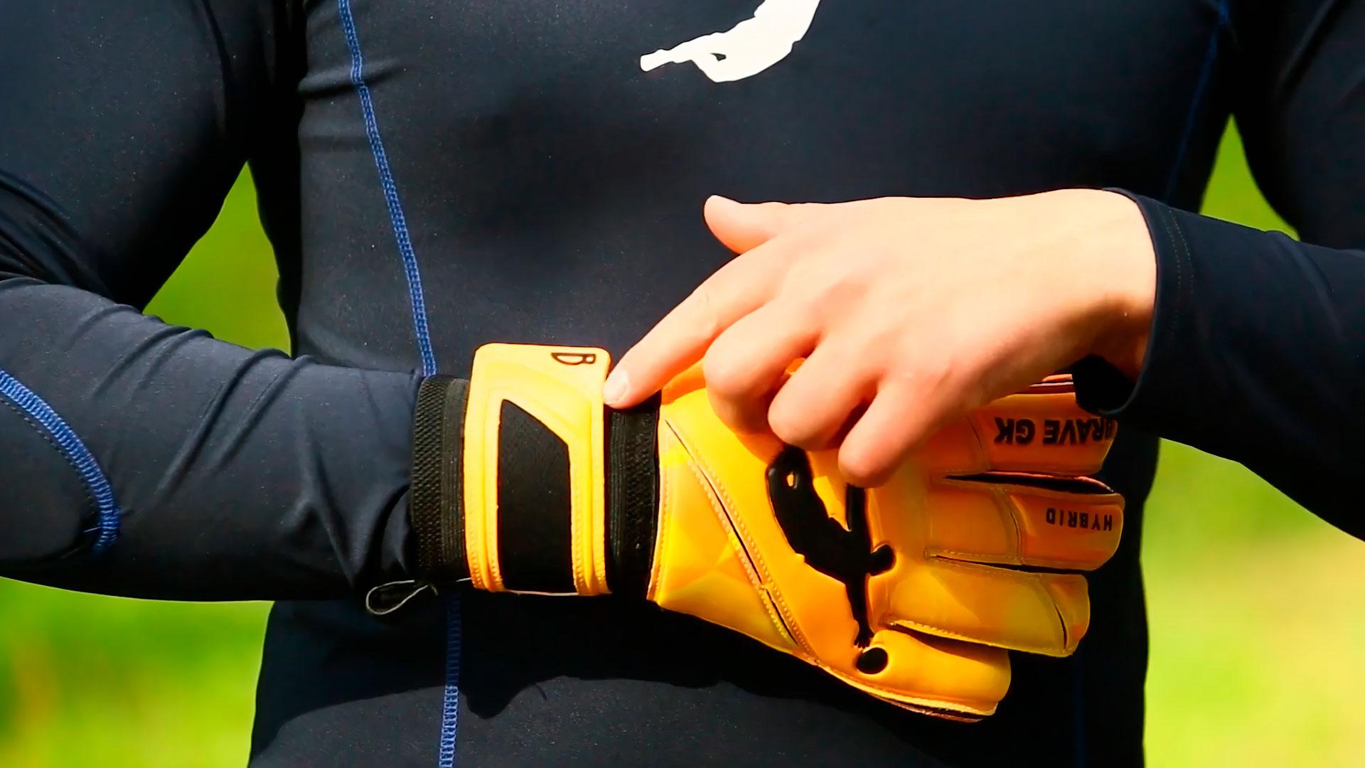 Вратарские перчатки  Brave GK Hybrid-официальный интернет-магазин Brave GK