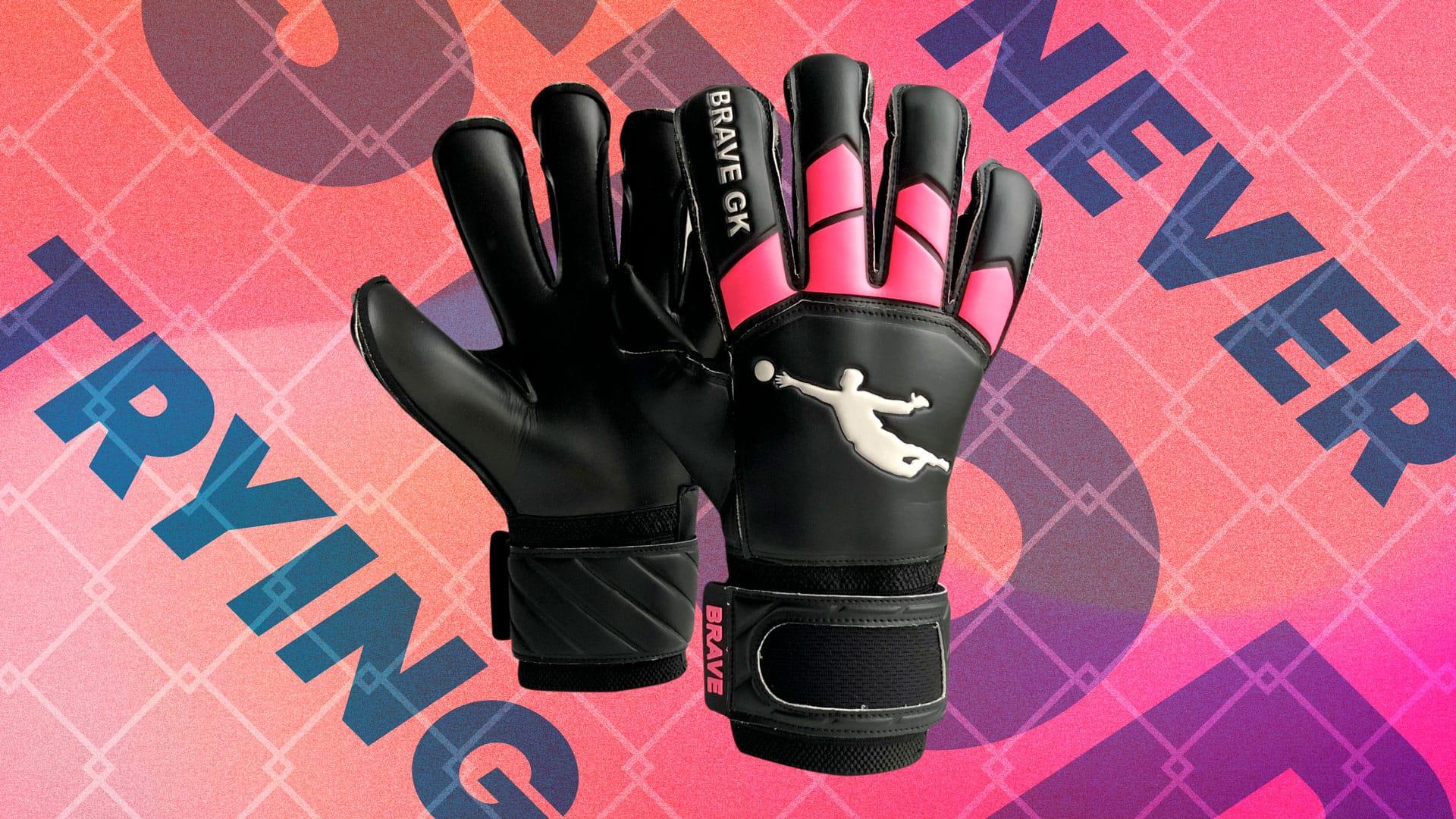 Перчатки Brave GK Phantome Pink - официальный интернет-магазин Brave GK