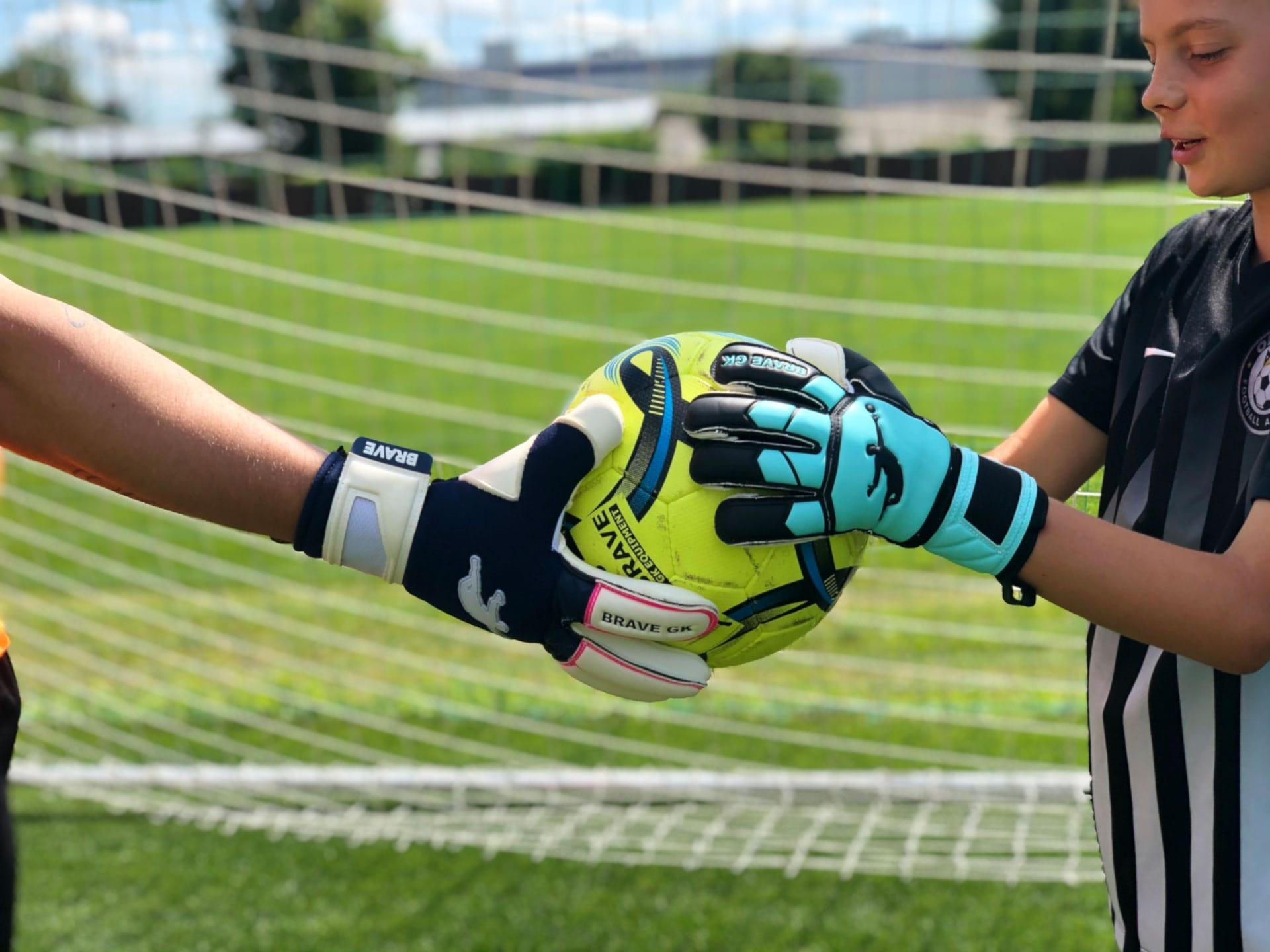 Дитячі воротарські рукавиці Brave GK Winner-офіційний інтернет-магазин Brave GK