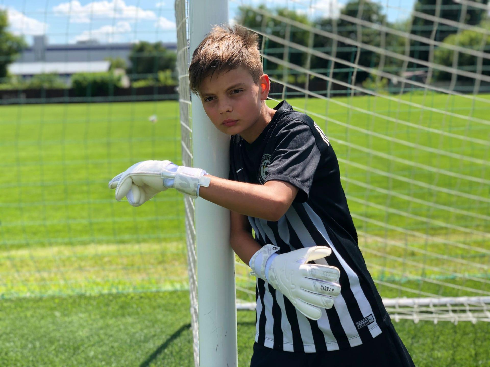 Дитячі воротарські рукавиці Brave REFLEX RF NEGATIVE офіційний інтернет магазин Brave GK