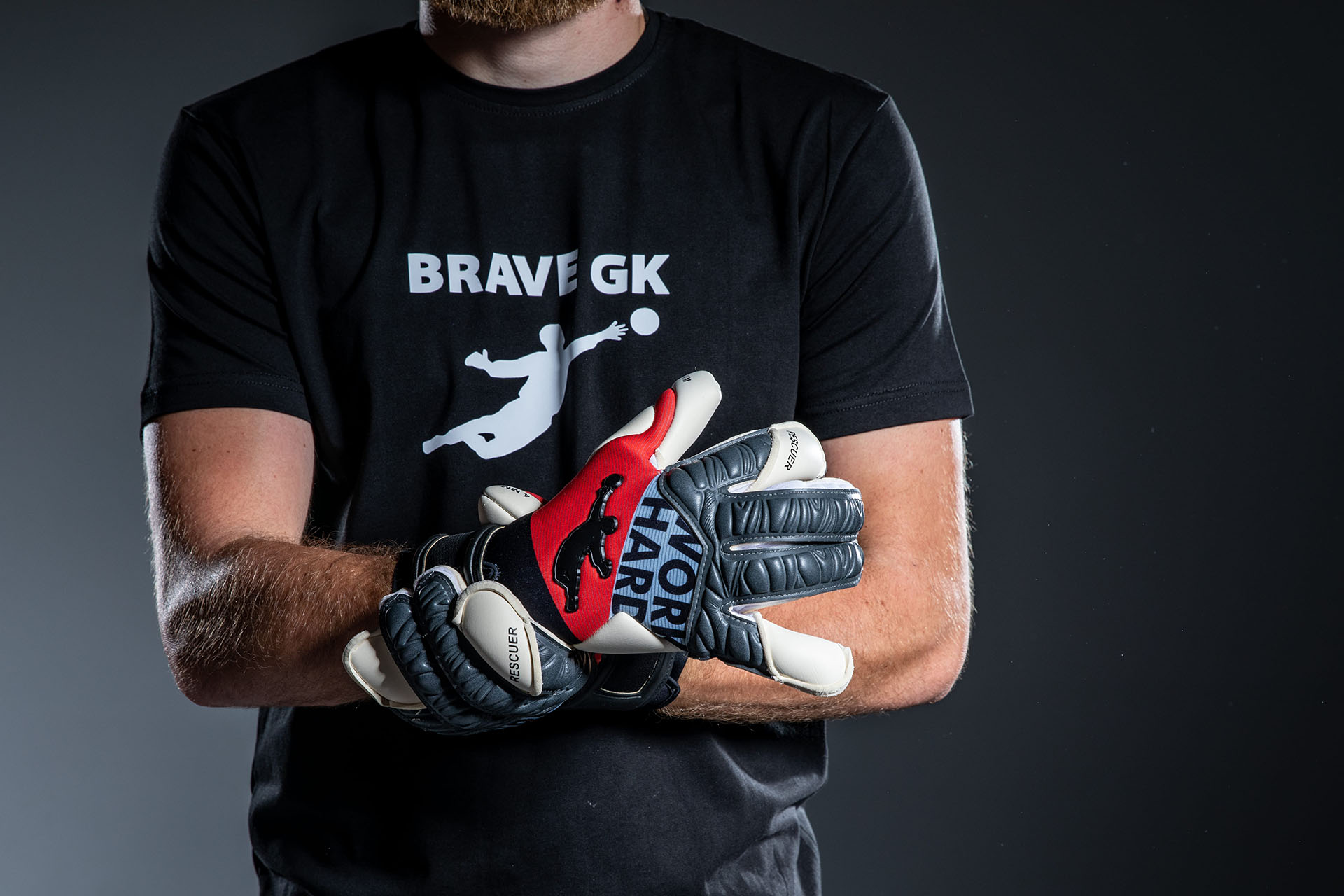 Brave GK Rescuer Work Hard - официальный интернет-магазин Brave GK