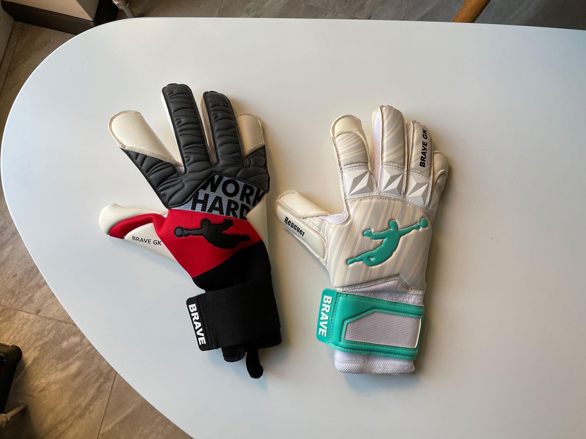 Воротарські рукавиці Brave GK Rescuer - офіційний інтернет-магазин Brave GK
