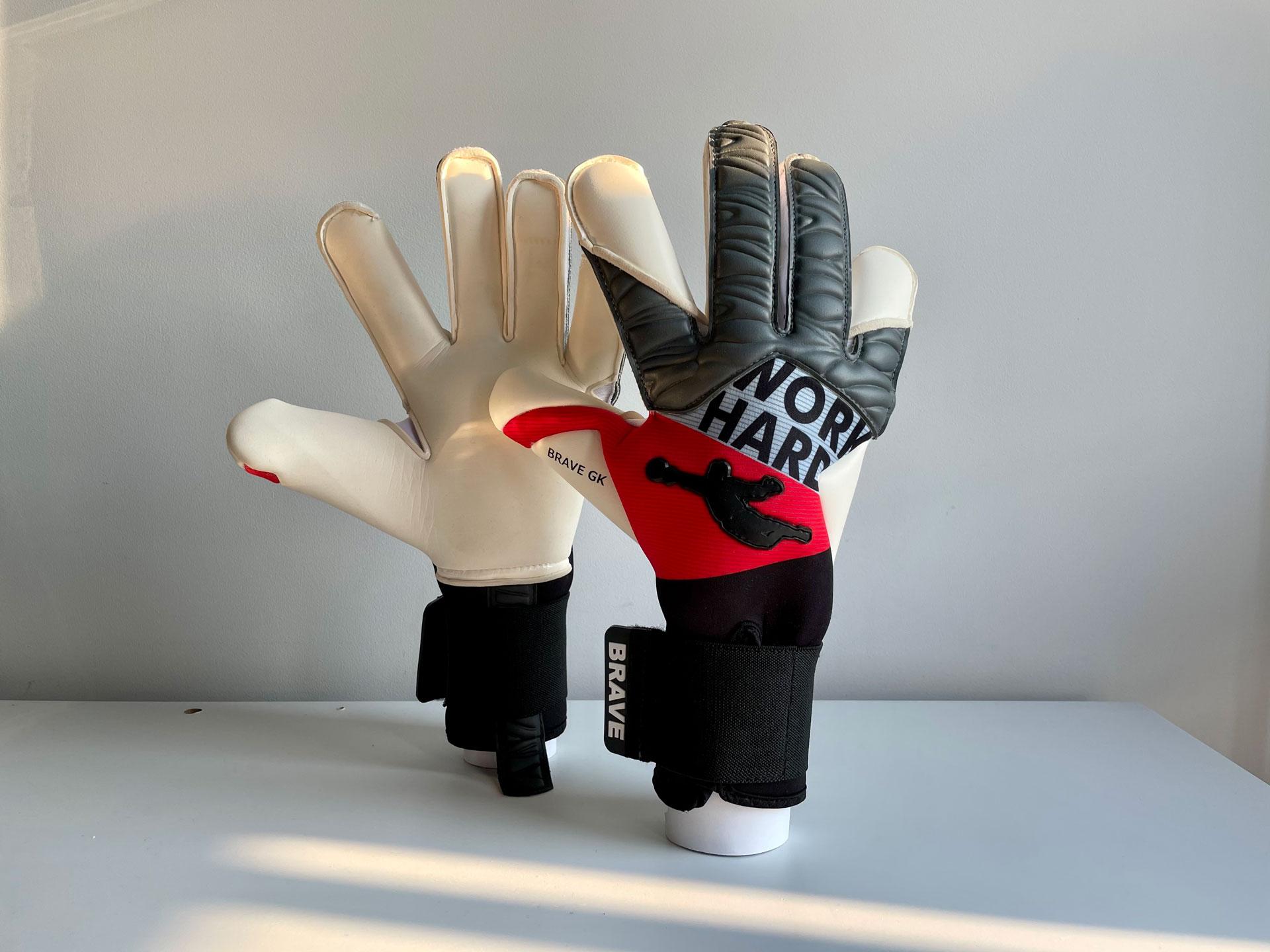 Воротарські рукавиці Brave GK Rescuer - інтернет-магазин Brave GK