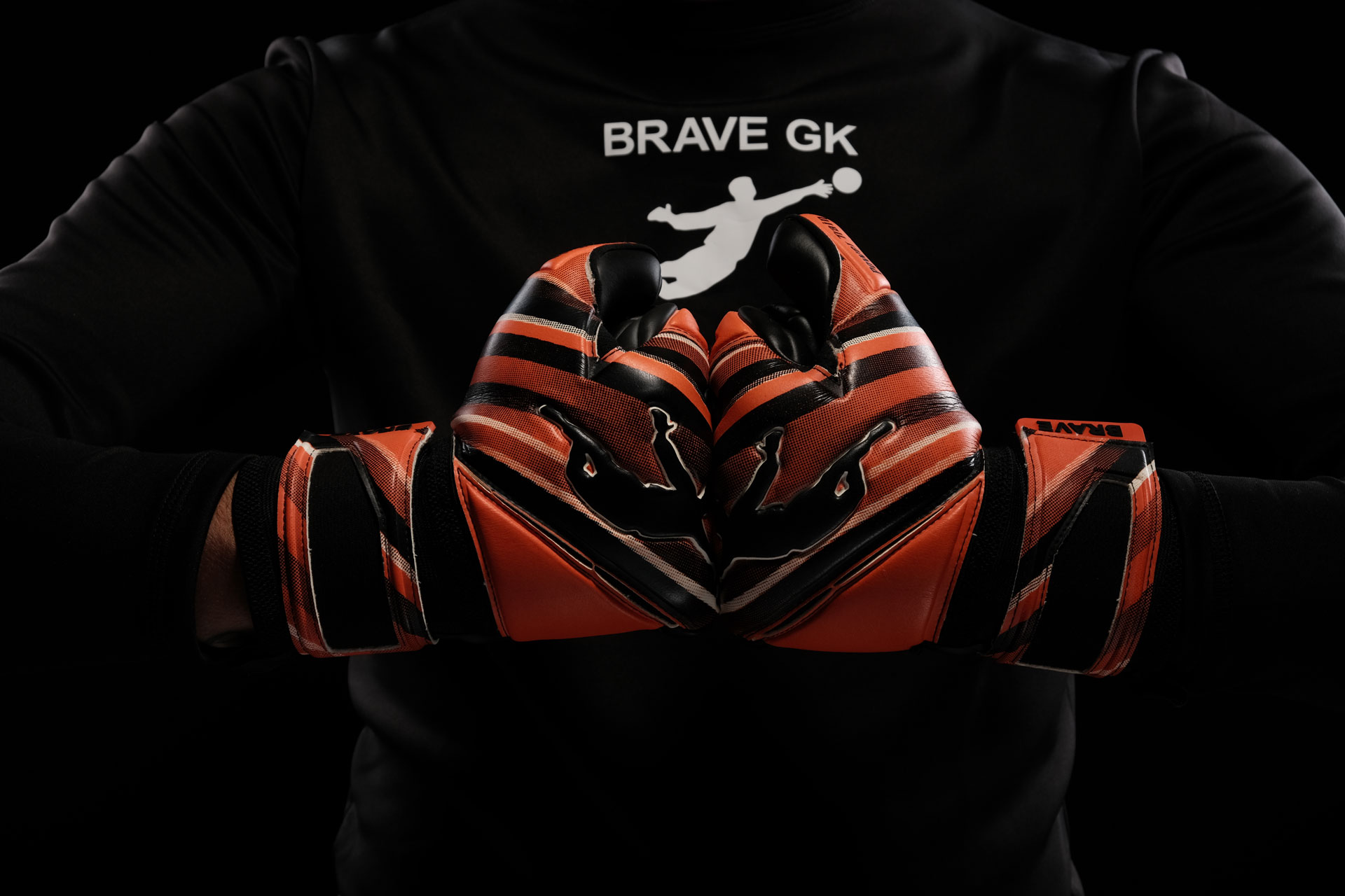 Вратарские перчатки Brave GK GK Power Train-официальный интернет-магазин Brave GK