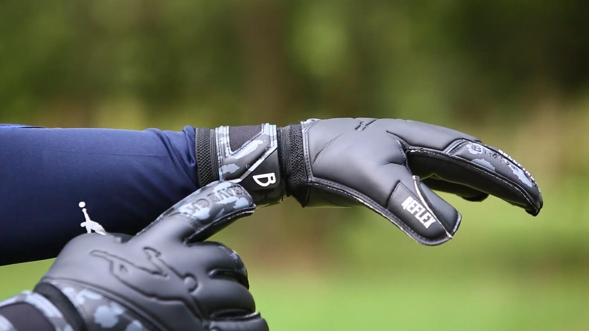 Вратарские перчатки Brave GK Reflex-официальный интернет-магазин Brave GK