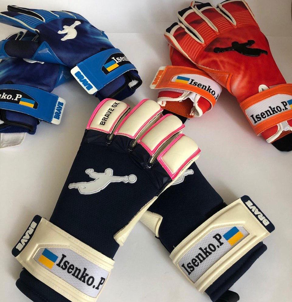 Воротарські рукавиці Brave GK офіційний магазин Brave GK