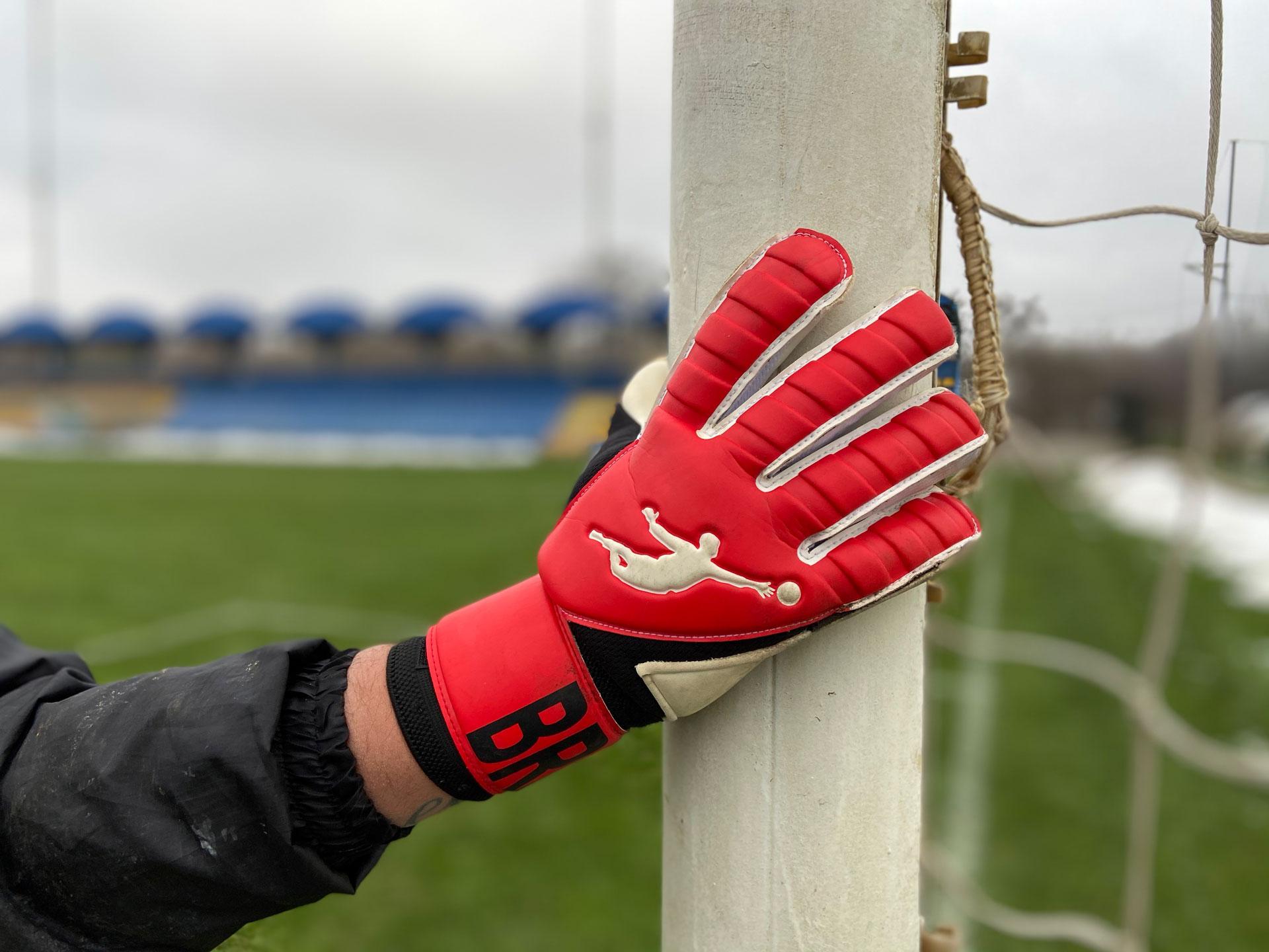 Авторські воротарські рукавиці Brave GK Skill - официальный интернет-магазин Brave GK