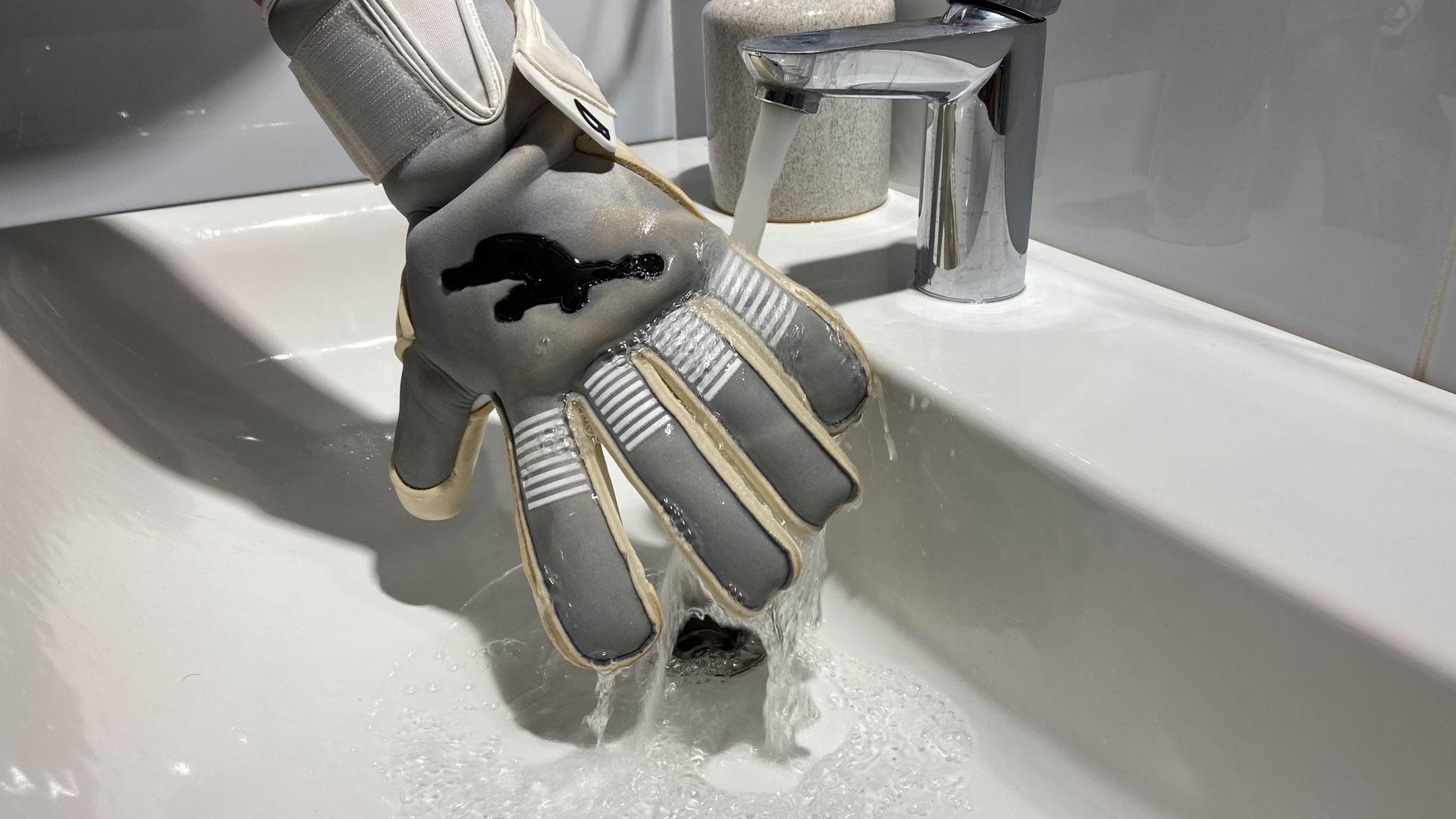 Brave GK Catalyst Grey засоби для захисту воротарських рукавиць-інтернет-магазин Brave GK