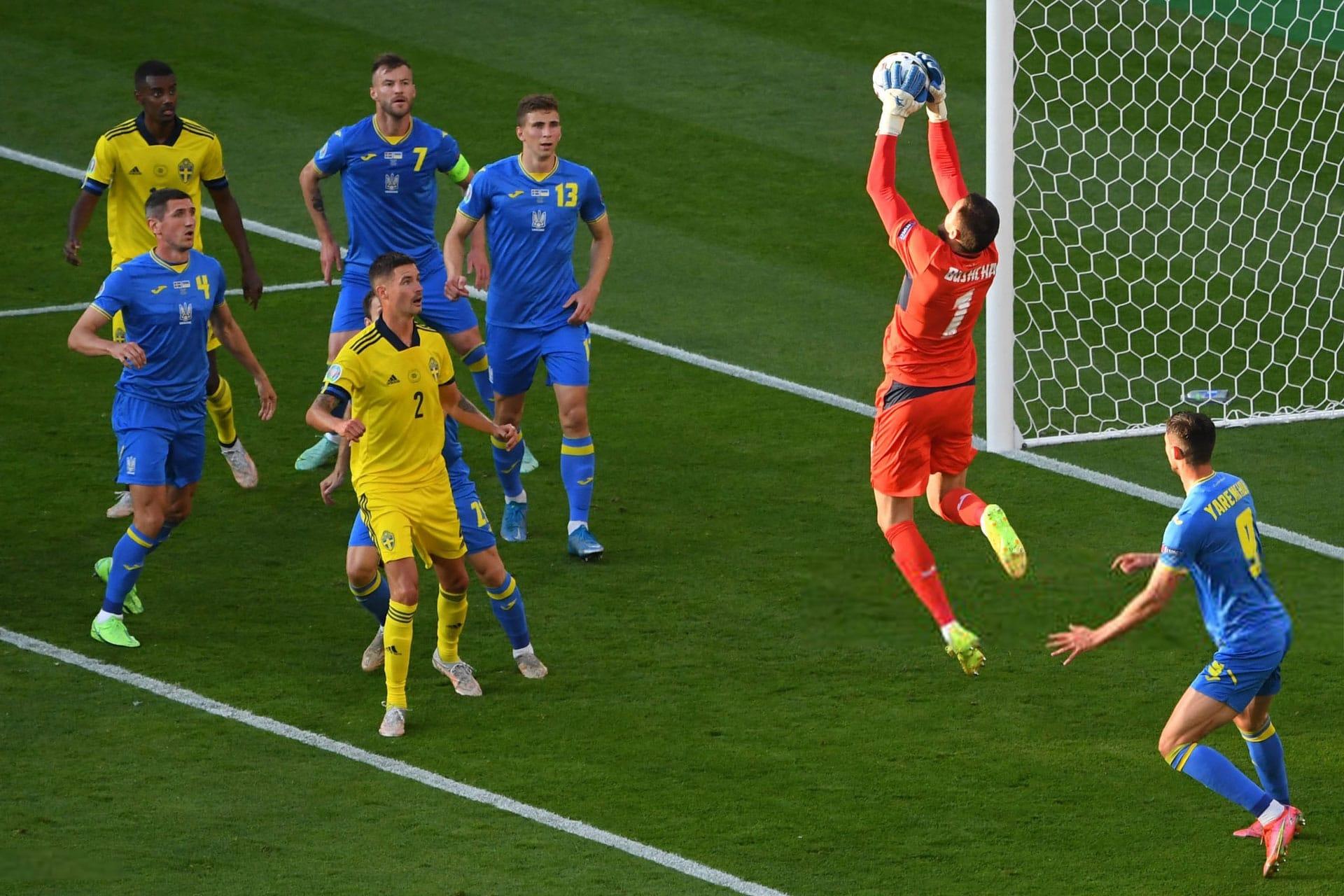 Георгій Бущан на чемпіонаті Європи - Brave GK