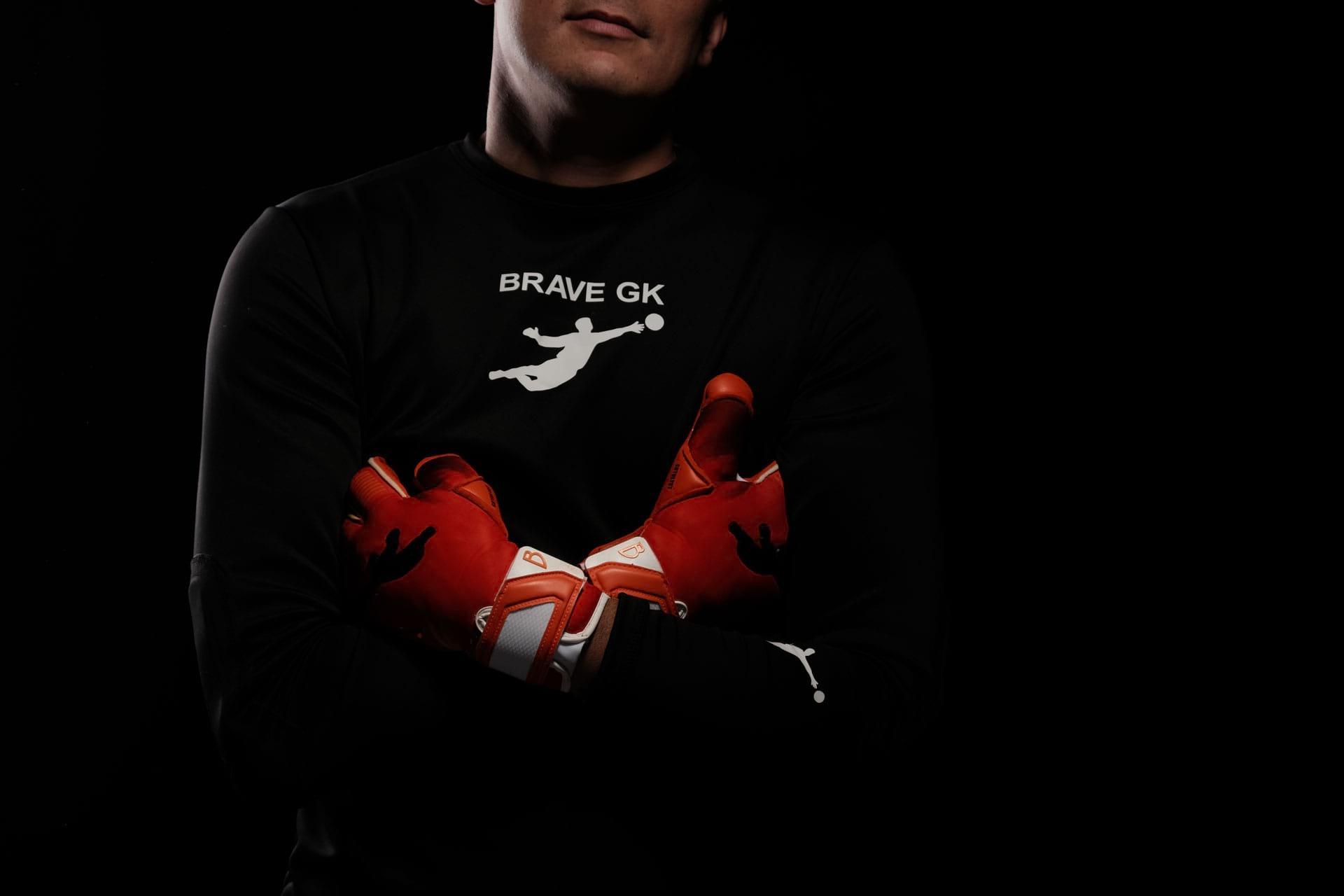 Вратарские перчатки Brave GK PT Negative-официальный интернет-магазин Brave GK
