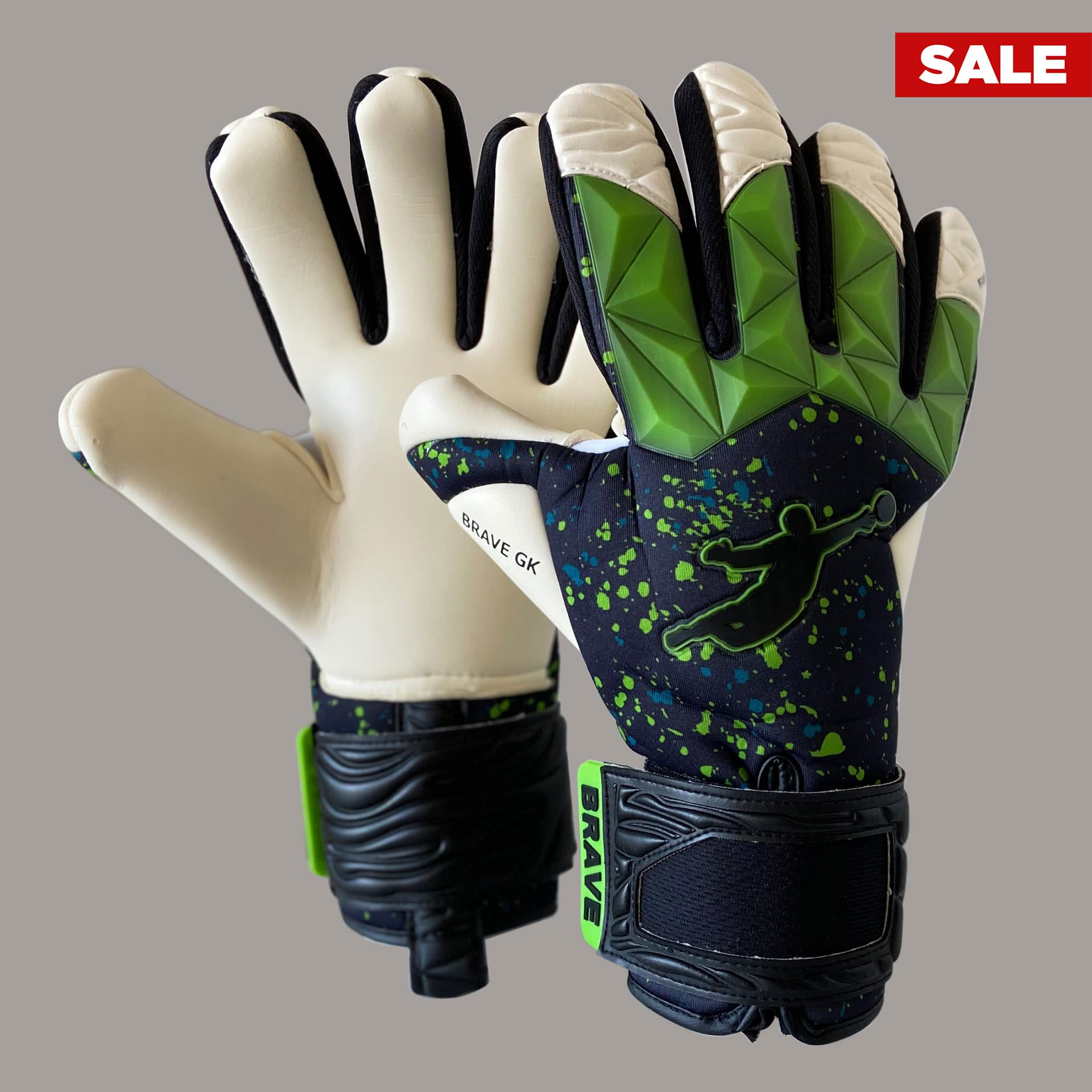 Brave GK Fury Green Paint Drops -0-Brave GK
