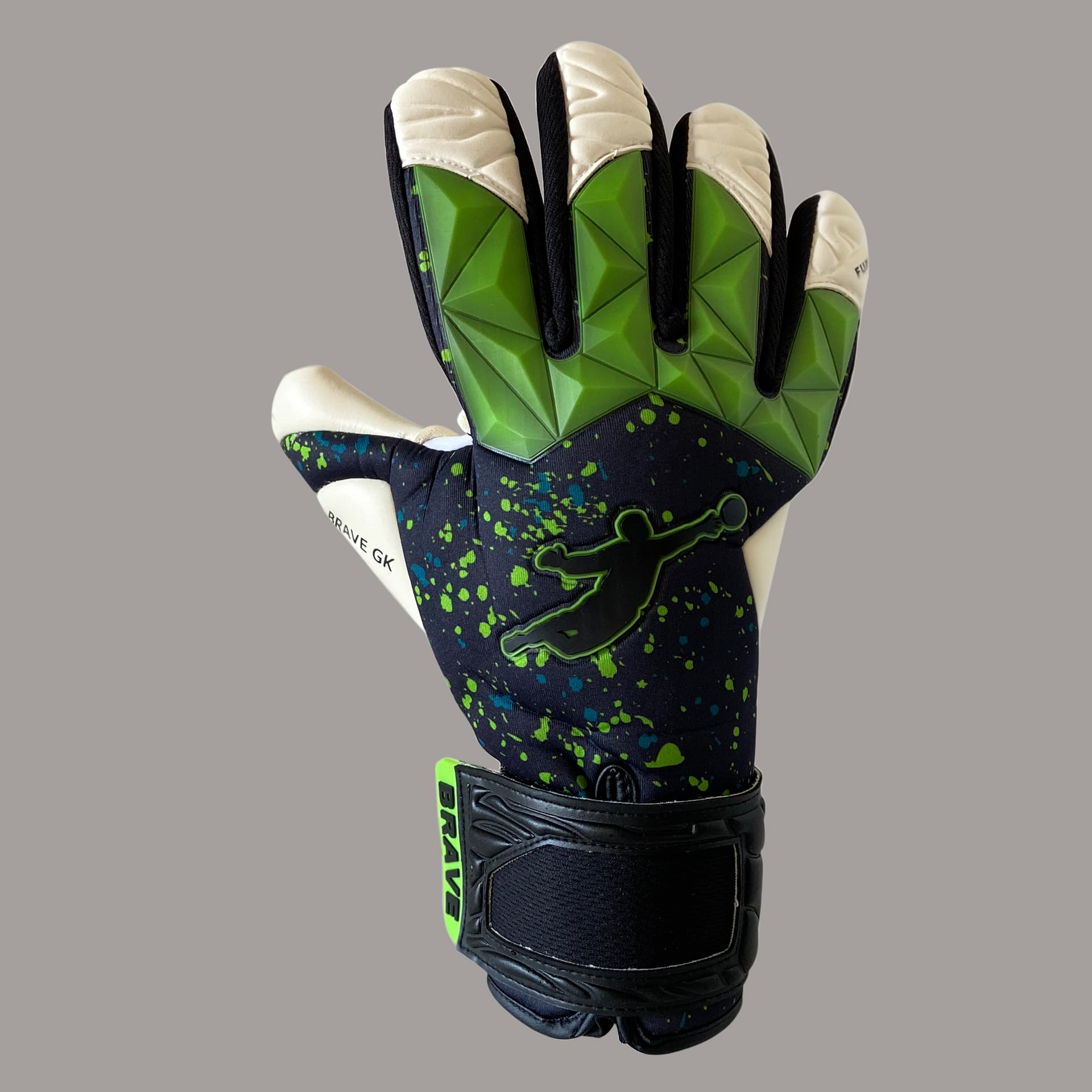 Brave GK Fury Green Paint Drops -3-Brave GK
