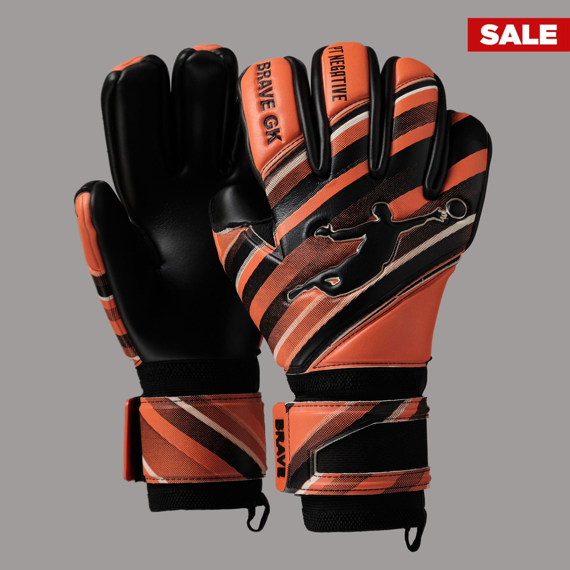 Brave GK Power Train Orange-0-Brave GK